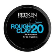 Redken Rough Clay 20 (Matte Texturizer) (Obseg 50 ml)