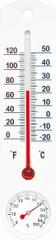 Bioterm Termometr - wilgotniomierz -20° do +50°
