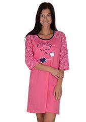 Regina Dámská noční košile 372 : Barvy - malina (Raspberry), Velikosti - S