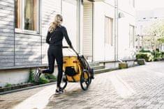Thule Chariot Sport 1 otroški voziček, Spectra Yellow