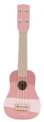 Little Dutch Kytara pink