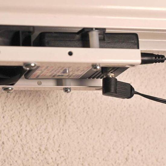 CEL Ventilátor pod radiátor Termík 4 ventilátory