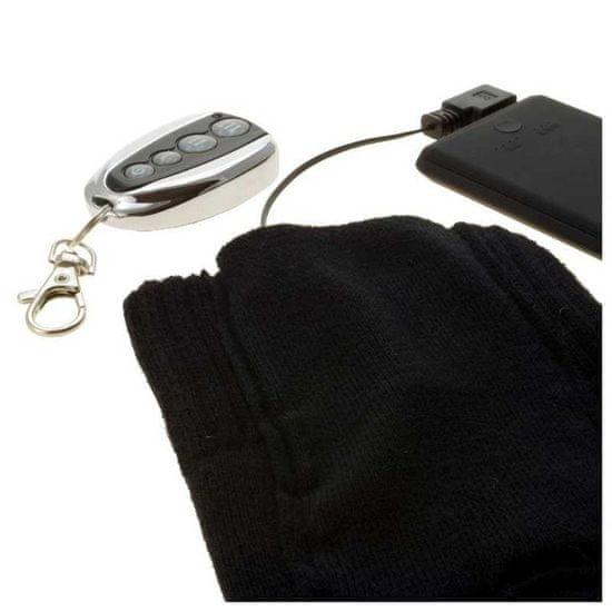 Glovii Vyhrievané ponožky Glovii GQ veľkosť M s diaľkovým ovládaním