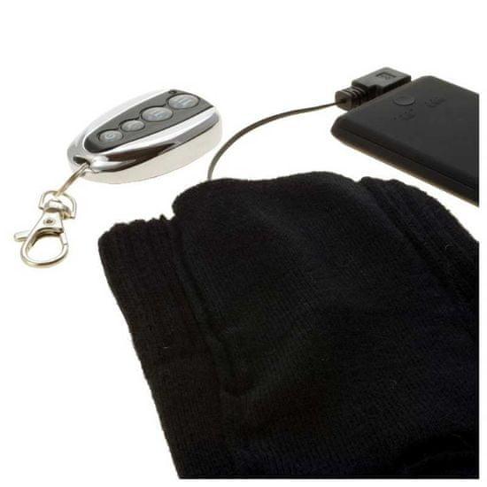 Glovii Vyhrievané ponožky Glovii GQ veľkosť L s diaľkovým ovládaním