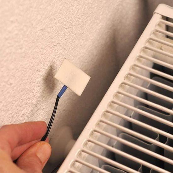 CEL Ventilátor pod radiátor Termík 7 ventilátorov
