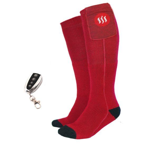 Glovii Vyhrievané ponožky Glovii GQ3 veľkosť L s diaľkovým ovládaním