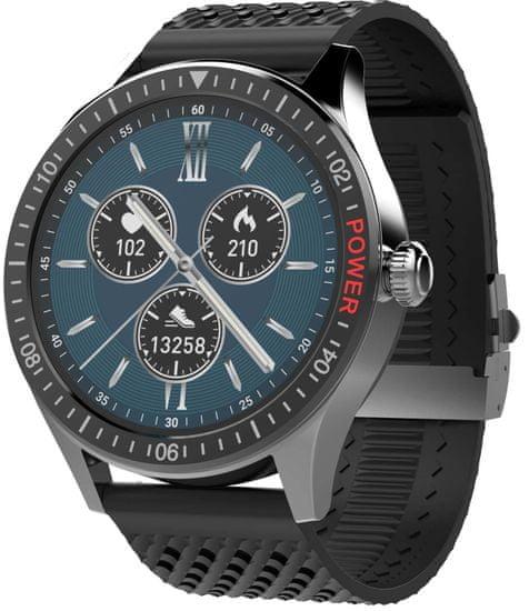 Carneo Prime GTR Man, Black/Silver
