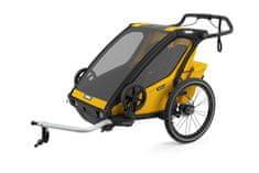 Thule Chariot Sport 2 otroški voziček, Spectra Yellow