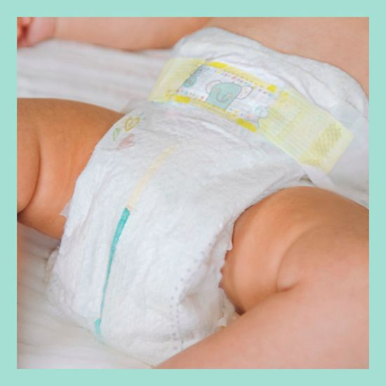 Pampers pieluchy Pure Protection, rozmiar 4, 160 szt, 9-14 kg