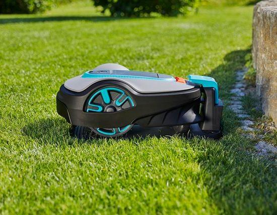 Gardena robotska kosilnica Smart Sileno Life 1000 m² Set (19114-32)