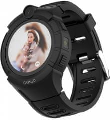 Carneo dětské smart hodinky s GPS GUARDKID+ BLACK