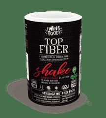 Living Foods Fiber Star Shake Forest Fruits 510g - biologicky hodnotná zmes vlákien, superpotravina z bioaktívnych semien.