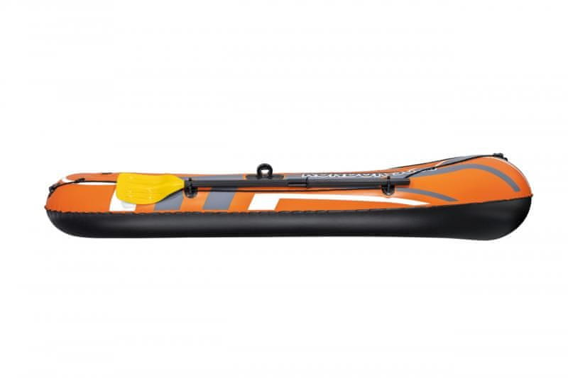 Bestway Nafukovací člun Kondor 3000 s pádly a pumpou, 232x115cm