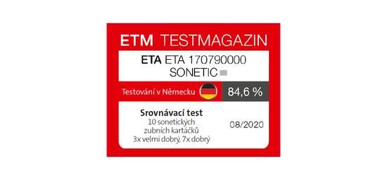 ETA sonický kartáček Sonetic Holiday 4707 90000