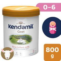 Kendamil Kozí kojenecké mléko 1 (800 g) DHA+