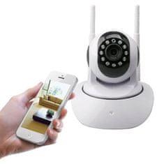 Timeless Tools Mozgatható WiFi kamera 2 antennával