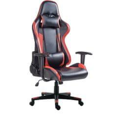 Timeless Tools Gamer szék 3 színben - pro-piros