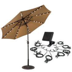Timeless Tools Napelemes dekor fényfüzér napernyőhöz