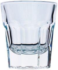 Pasabahce komplet kieliszków CASABLANCA 6 × 36 ml, przezroczysty