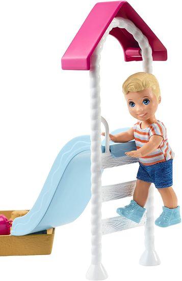Mattel Barbie Story iz bebisitinog dnevnika Tobogan