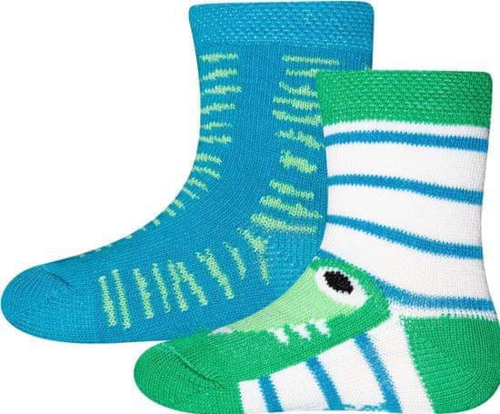EWERS 2pack chlapčenských ponožiek 205226