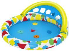 Bestway 52378 Nafukovací bazénik s vkladaním tvarov