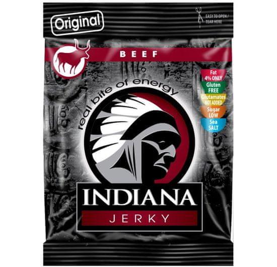 Indiana Jerky hovězí Original 25g