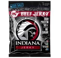 Indiana Jerky hovězí Less Salt 25 g