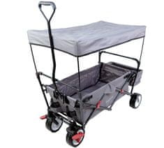Fuxtec Skládací vozík CT-350-G
