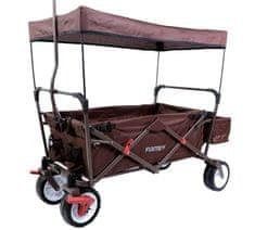 Fuxtec Skládací vozík CT-350-BR