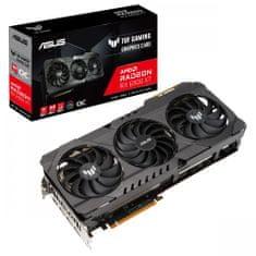 Asus TUF GAMING Radeon RX 6900 XT grafična kartica, 16 GB GDDR6 (TUF-RX6900XT-O16G-GAMING)