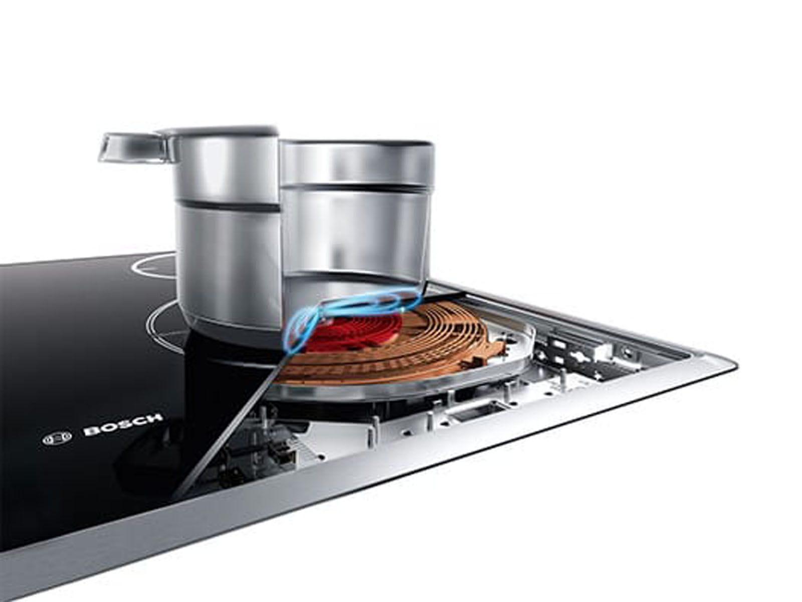 Hitrejše kuhanje, manjša poraba energije - to je indukcija