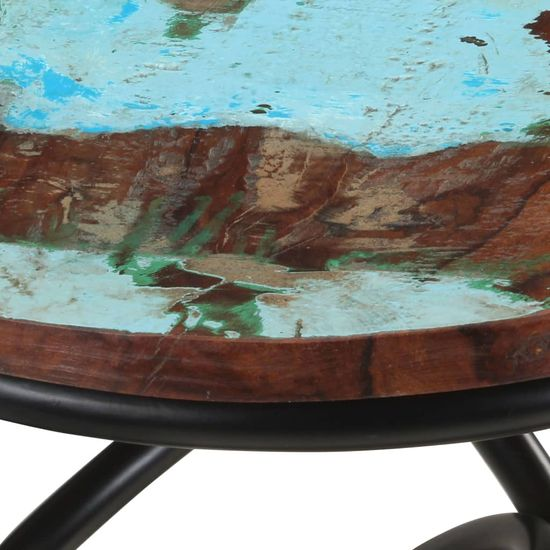 shumee mizica 40x40x52 cm iz masivnega predelanega lesa