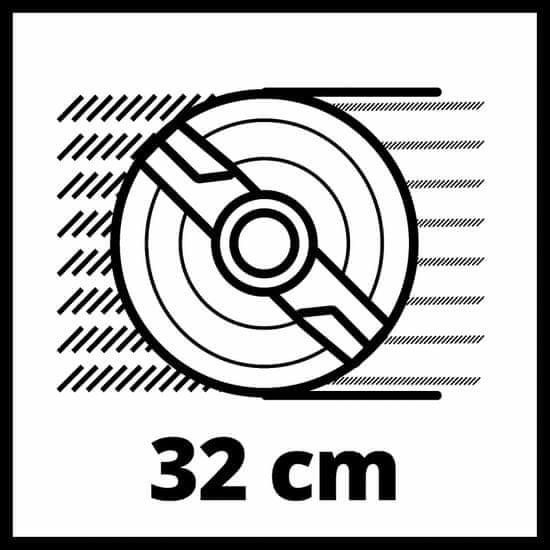 Einhell Sekačka elektrická GC-EM 1032 3400257