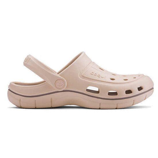Coqui Dámské pantofle Jumper BEIGE/TAUPE 6352-100-6129