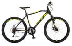 Polar Wizard 2.0 gorsko kolo, črno-rumeno, L