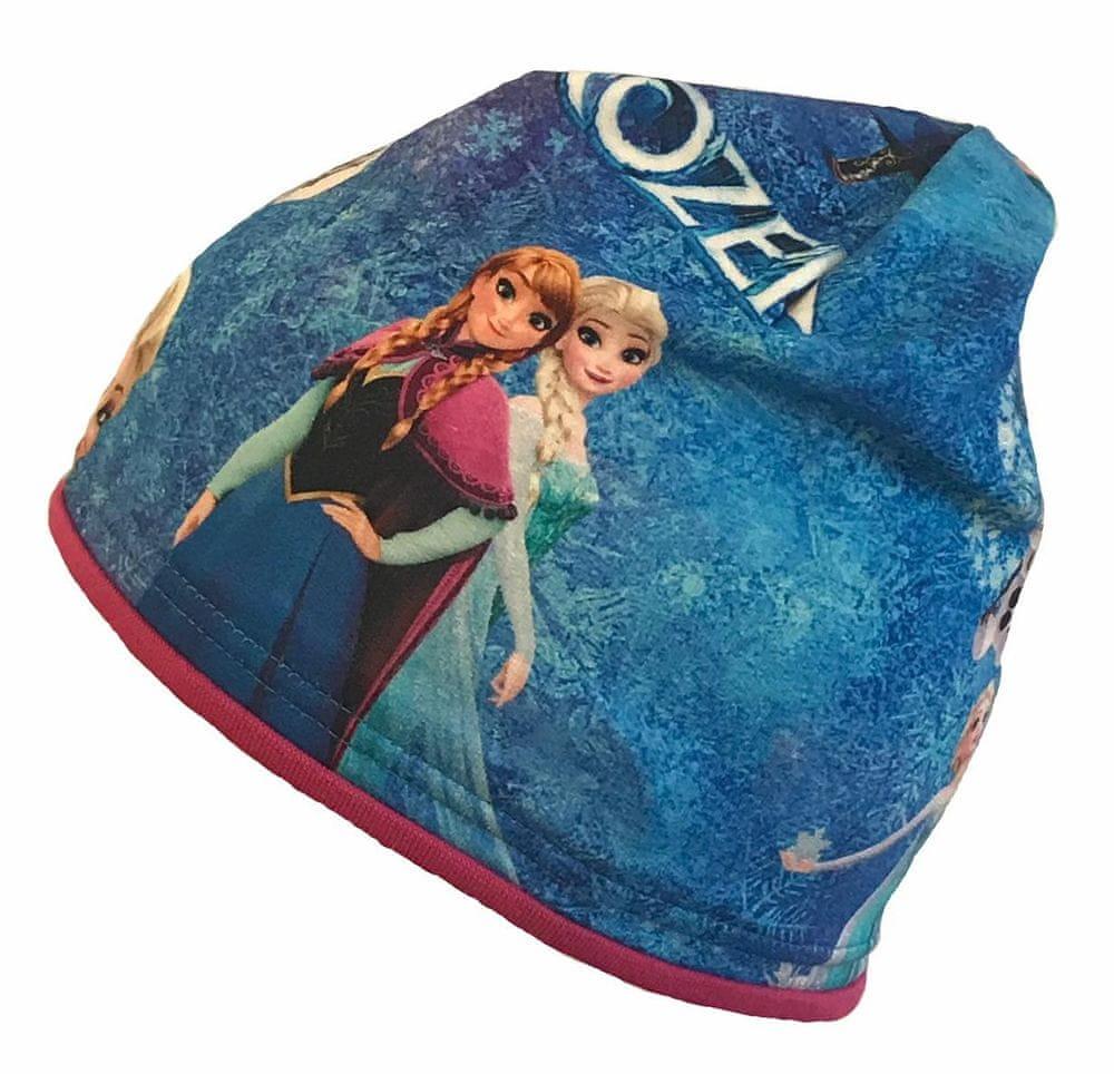 Yetty dívčí čepice Frozen B492 S modrá