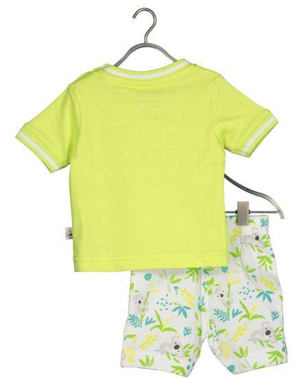 Blue Seven set majica i kratke hlače za djevojčice 422135 X