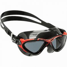 Cressi Plavecké brýle PLANET červená/černá