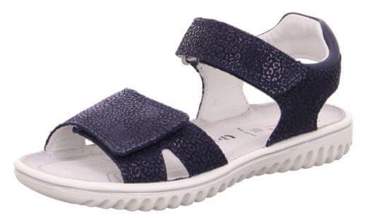 Superfit dekliški sandali Sparkle 6090048000