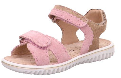 Superfit dekliški sandali Sparkle 10090085500