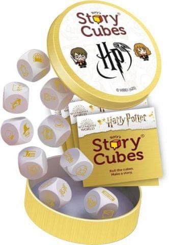 Asmodee Příběhy z kostek - Harry Potter