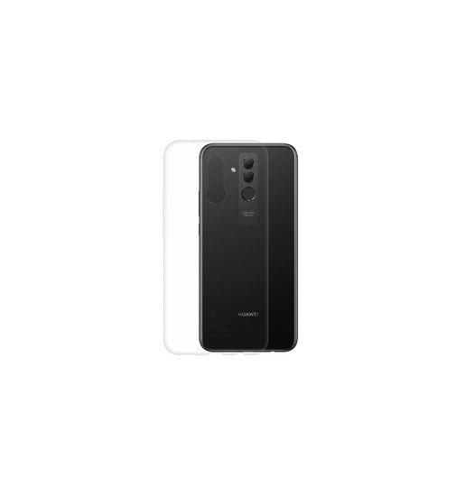 Nuvo Gumené puzdro pre Huawei Mate 20 Lite transparentné