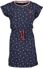 Blue Seven dívčí šaty 528082 X 140 tmavě modrá