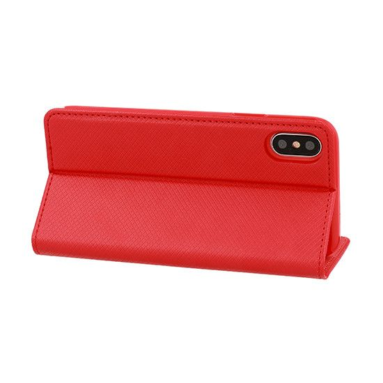 Telone Etui Smart Book MAGNET do SAMSUNG GALAXY S20 PLUS G985 - czerwony