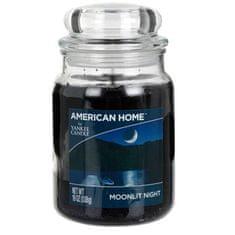 Yankee Candle American Home svíčka 538 g Moonlit Night