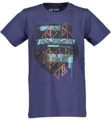Blue Seven chlapecké tričko 602726 X 140 tmavě modrá