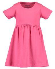 Blue Seven dívčí šaty 721581 X 92 růžová