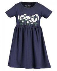 Blue Seven dívčí šaty 721593 X_1 92 tmavě modrá
