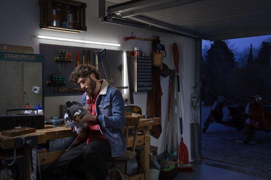 LEDVANCE svetilka LED Switch Batten, 600 mm, 8 W, 3000 K